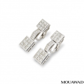 Mouawad Diamond Earrings